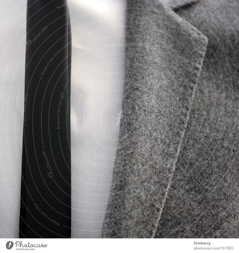 kleider machen sklaven Mode Krawatte Mann Herrenmode Arbeit & Erwerbstätigkeit Uniform Arbeitsbekleidung Reinigen Bekleidung Jacke Erfolg kombi kombination