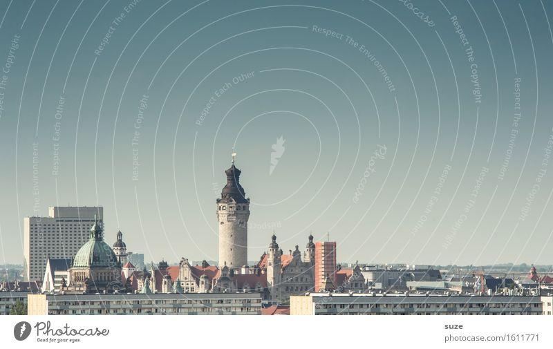 Verbreitung Himmel blau Stadt Architektur Umwelt Gebäude Business Arbeit & Erwerbstätigkeit modern Hochhaus Energiewirtschaft hoch Studium Bauwerk Skyline