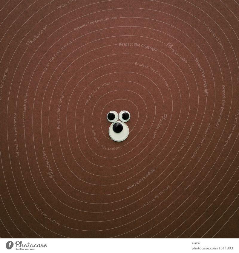 Rund | Erklärbär Stil Design Basteln Tier Wildtier 1 Papier Teddybär Dekoration & Verzierung Kitsch Krimskrams dick einfach klein lustig rund wild braun Idee