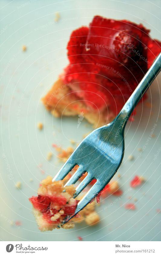 mund auf ! rot Essen Gesunde Ernährung Lebensmittel Frucht frisch süß Kochen & Garen & Backen Gastronomie Appetit & Hunger Übergewicht lecker Süßwaren Kuchen