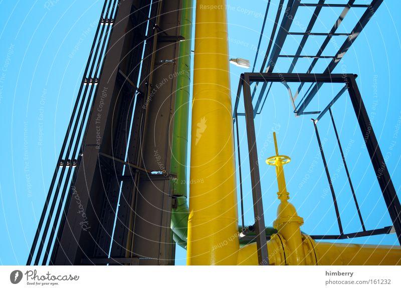 volles rohr Industriefotografie Eisenrohr Leitung Erdgaspipeline Pipeline Erdölpipeline Wasserrohr Gasleitung Baustelle Raffinerie Fabrik Stahl Schlauch