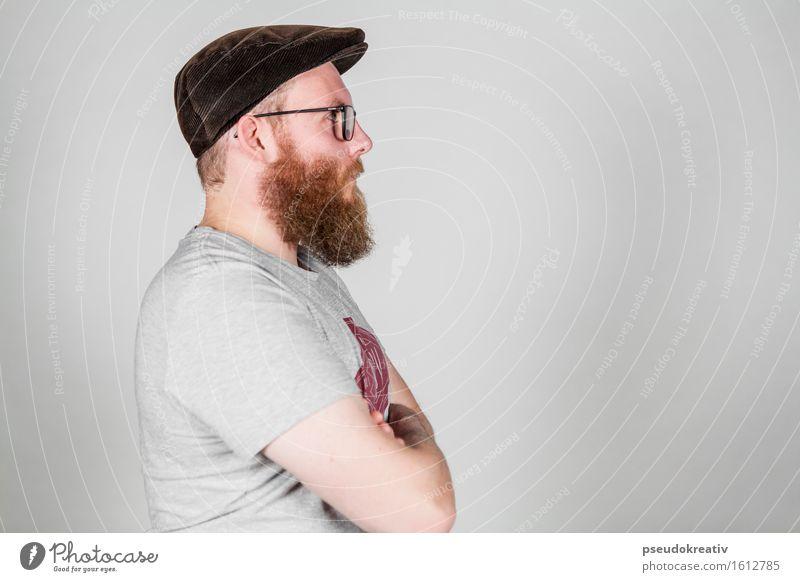 Philippe - collection of hair Mensch Mann alt schön Gesicht Erwachsene Stil Lifestyle Mode Haare & Frisuren Kopf maskulin Behaarung Bekleidung beobachten Brille