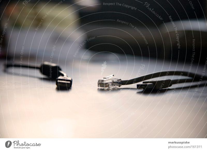 LAN & USB kabel Verbindung Computernetzwerk Schnittstelle Portwein Stecker DSL Informationstechnologie Dienstleistungsgewerbe E-Mail Technik & Technologie Kabel