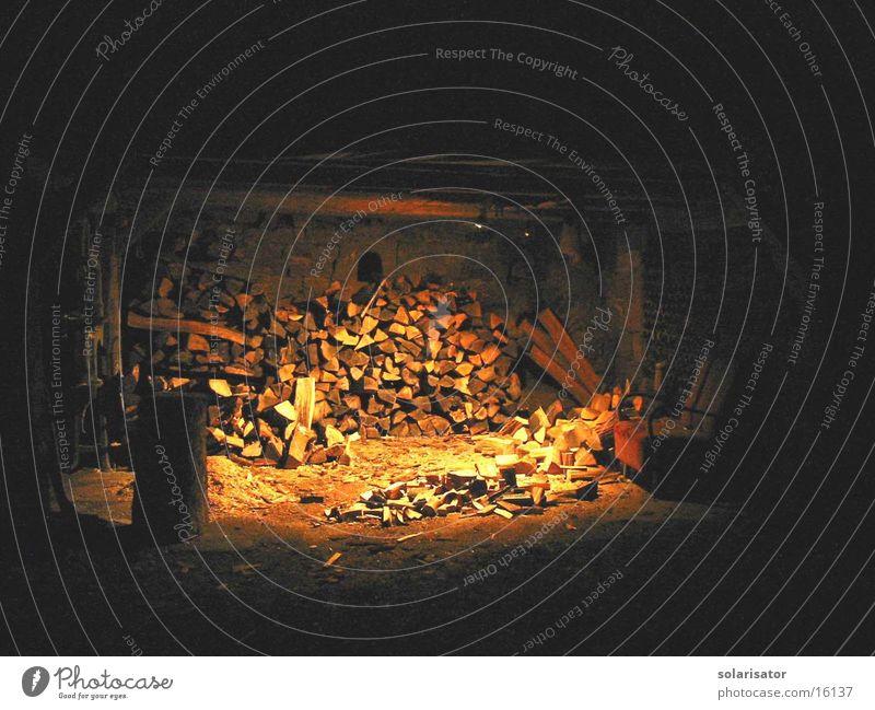 holz am abend 2 Holz Nacht Langzeitbelichtung Sessel ruhig Arbeit & Erwerbstätigkeit Freizeit & Hobby