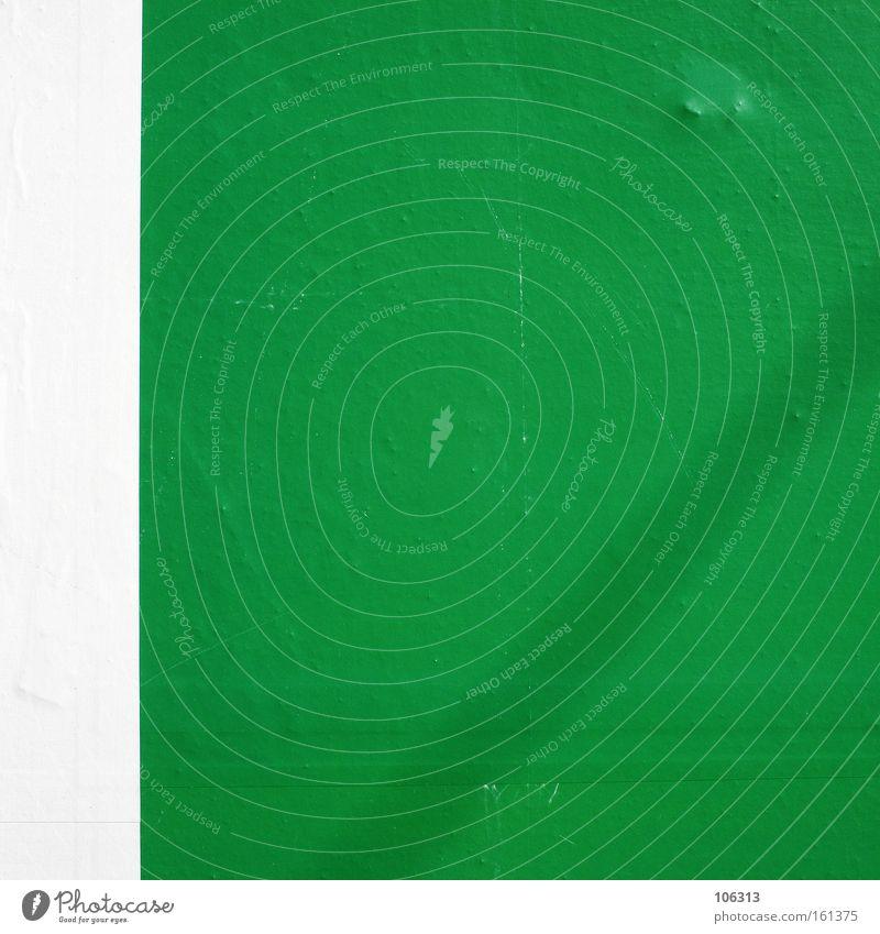 Fotonummer 115864 weiß grün Farbe dunkel Freiheit Linie hell Raum Hintergrundbild leer Industrie Platz Symbole & Metaphern Sportveranstaltung