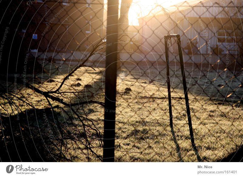 maschendrahtzaun Wiese Wärme Garten Park Sicherheit Zaun Grenze Draht Hinterhof Haushalt Stab Grundstück Gartenzaun Maschendrahtzaun Maschendraht