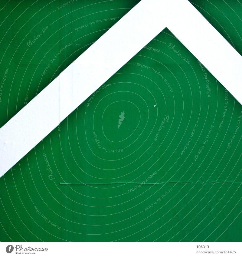 Fotonummer 116262 grün weiß Polizei Farbe Schatten Linie gerade hell dunkel graphisch Hintergrundbild Strukturen & Formen leer Platz Raum Freiheit gestalten