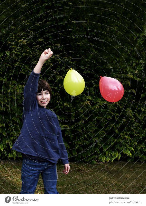 Happy Birthday, Dudebun!!! Kind rot Freude gelb Spielen Junge Feste & Feiern Kindheit Luftballon Club Gastronomie