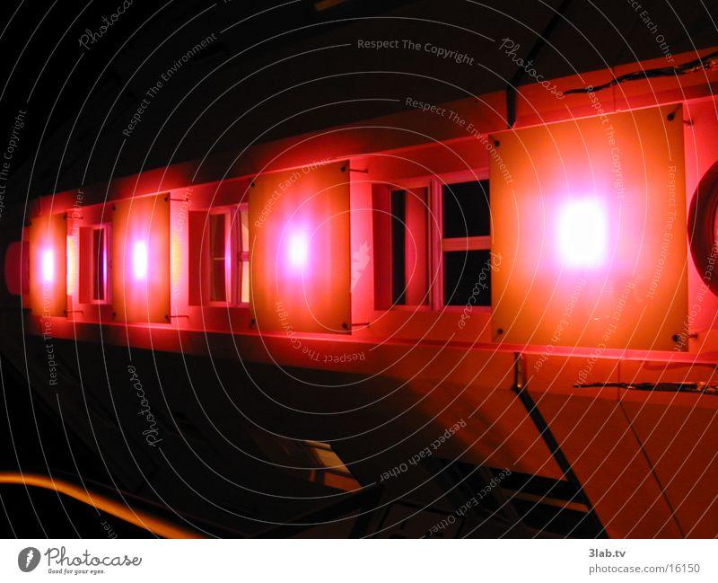nachtleben berlin Architektur Berlin Club Restaurant Nachtleben Lichtinstallation