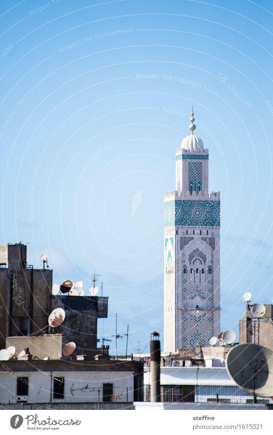 Arabian Dream III Marokko Orient Arabien arabisch Urlaub Tourismus Casablanca Moschee Minarett Sonnenaufgang