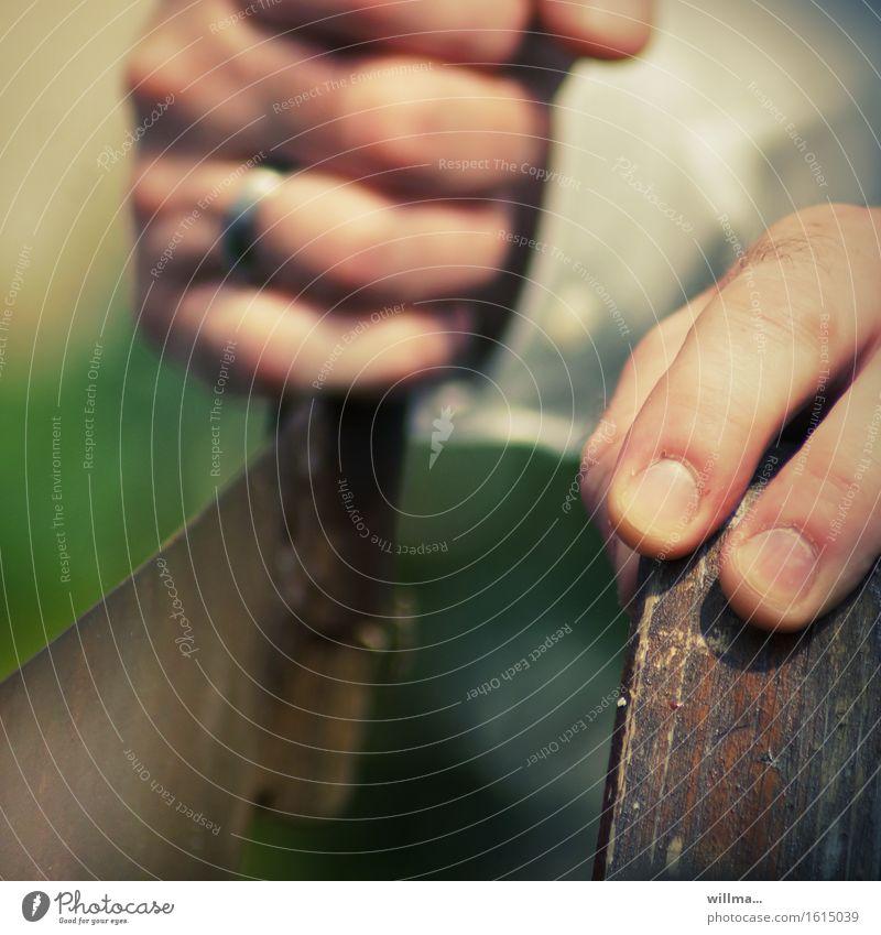 ja-sa[e]ger Hochzeit Hochzeitsbrauch Handwerker Finger Ehering Säge Holzsäge Zweimannsäge Spannsäge Schrotsäge Schweinsrücken Zugsäge Quersäge Trummsäge