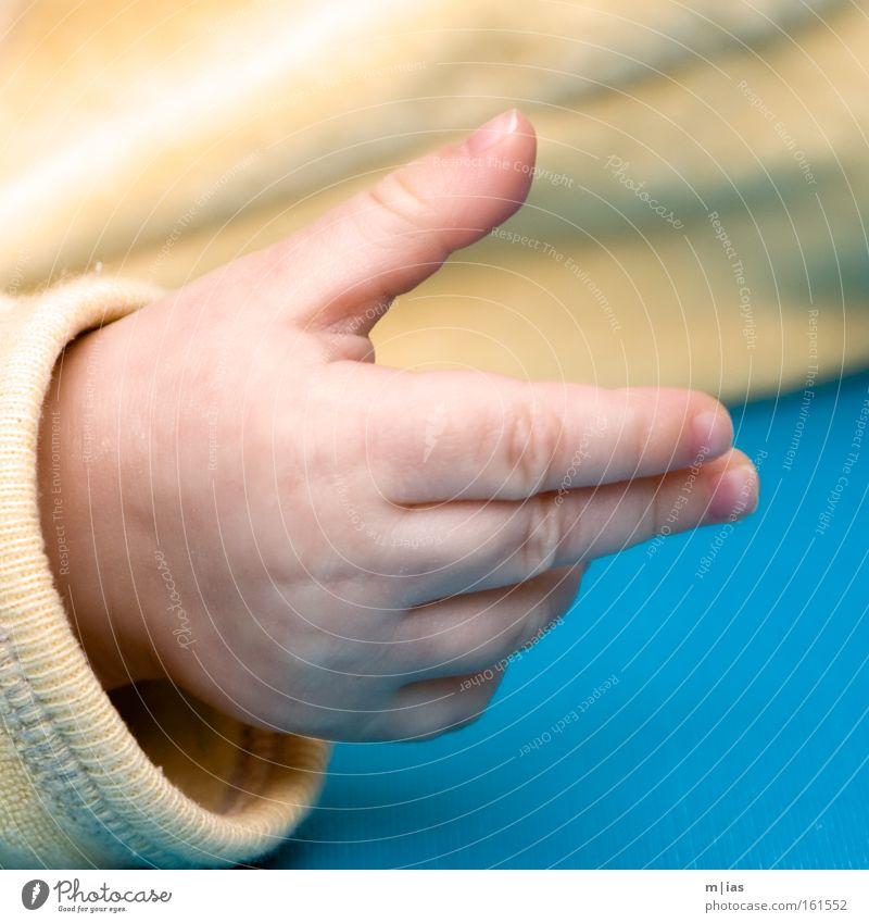 peng! Kind Spielen Baby Finger gefährlich Symbole & Metaphern Kleinkind Justiz u. Gerichte Gesetze und Verordnungen Waffe Kindererziehung Pistole gestikulieren