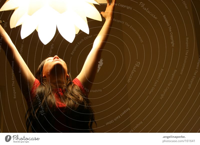 summertime Sonne Sommer Lampe Wärme Freizeit & Hobby brünett langhaarig Schwärmerei