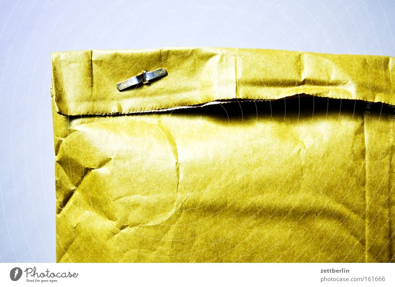 Weltbild geschlossen Kommunizieren Dienstleistungsgewerbe Brief Post Tüte Verpackung Expedition Versand Briefumschlag senden Handel Versandhandel