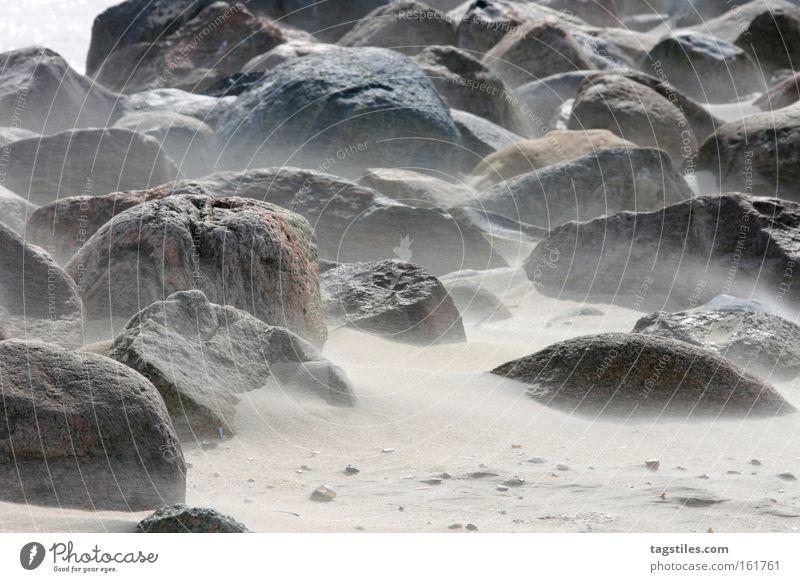 MONDWIND Sommer Strand Stein Sand Wind Erde Sturm Weltall Mond Planet Staub Sandstrand Sandkorn Mondlandschaft Sandsturm
