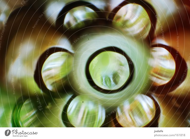 Kreise Farbe Hintergrundbild obskur Halm Mikrofotografie Beule