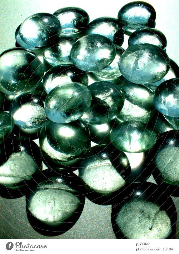 glasperlen grün Stil Metall Wohnung Glas Häusliches Leben Perle Murmel