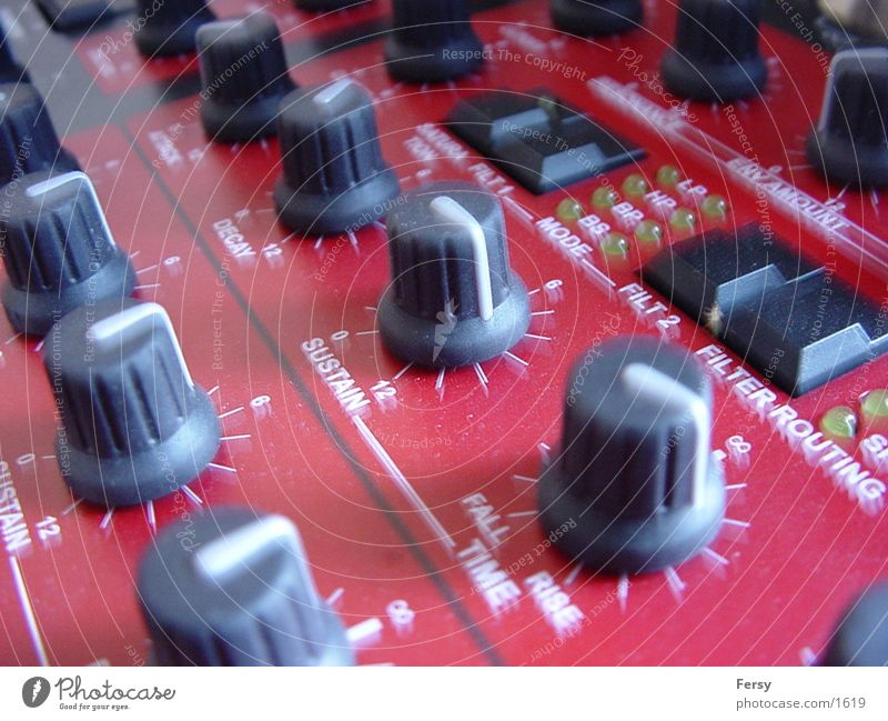 audiomat Stil Fototechnik sequenzer Ton