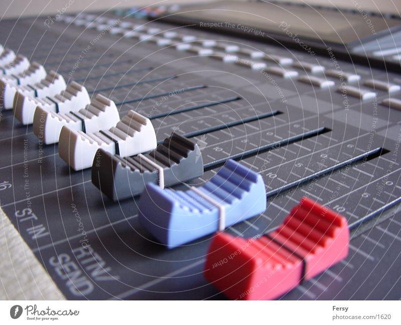 {der_schieber} Musikmischpult Fototechnik Ton