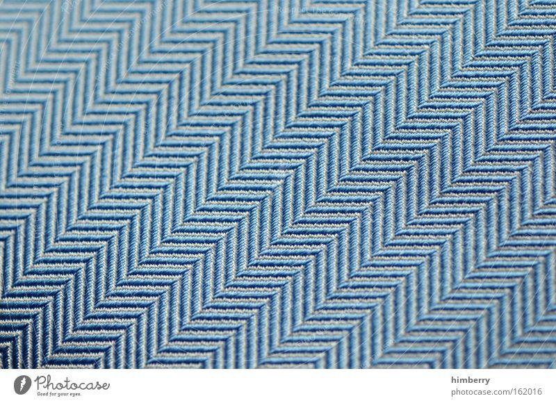 flimmerkiste blau schön Stil Mode Arbeit & Erwerbstätigkeit Hintergrundbild Zufriedenheit elegant Erfolg Design Lifestyle Streifen Bekleidung einzigartig Stoff