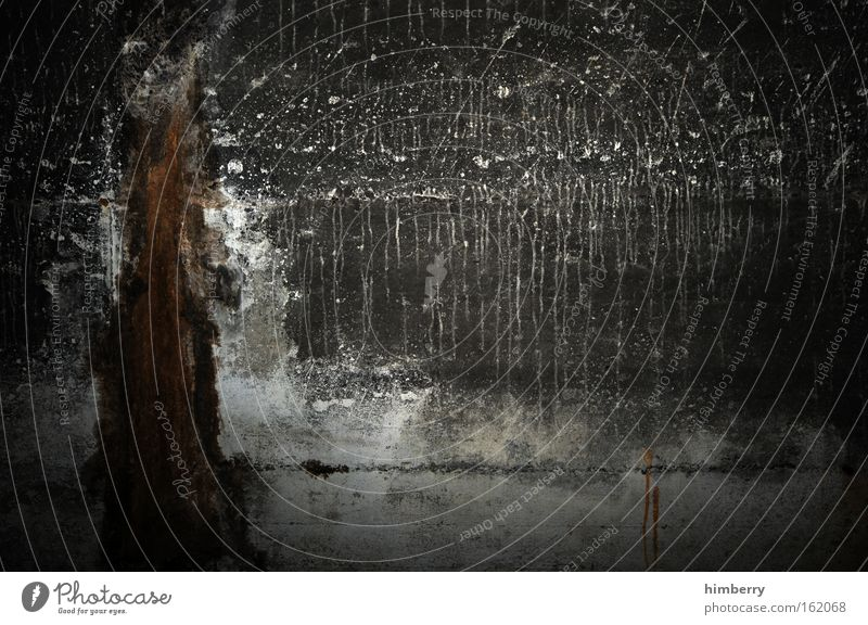 renovierungsbedürftig alt schön Haus Wand Stil Mauer Kunst Hintergrundbild dreckig Design außergewöhnlich Industrie Baustelle Industriefotografie gruselig Dienstleistungsgewerbe