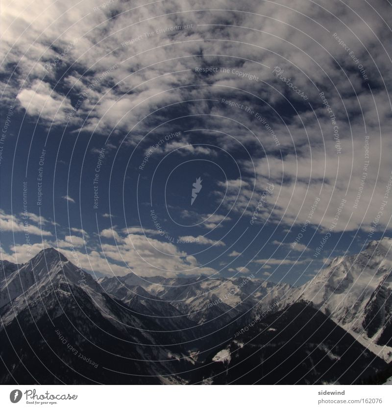 tschüß, bis zum nächsten jahr harmonisch Erholung ruhig Ferien & Urlaub & Reisen Freiheit Winter Schnee Winterurlaub Berge u. Gebirge Klettern Bergsteigen Skier