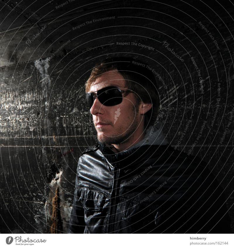 ben ray Mensch Mann Jugendliche schön Stil Mode Erwachsene maskulin Design Erfolg Lifestyle Coolness Jacke Typ Sonnenbrille