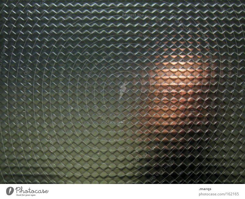 Inkognito Farbfoto abstrakt Strukturen & Formen Textfreiraum links Textfreiraum oben Textfreiraum unten Reflexion & Spiegelung Blick Mensch Mann Erwachsene Kopf