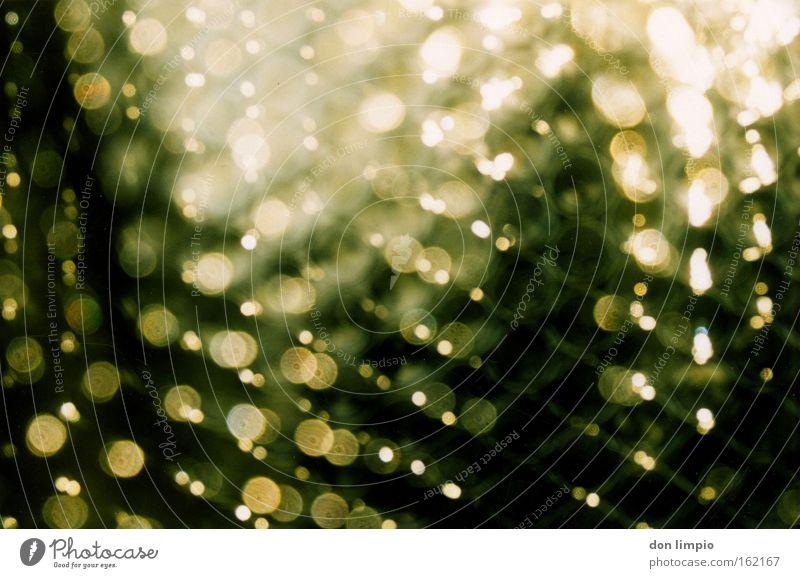 ganz genau unscharf 2 Regen Glas Tür Hintergrundbild Punkt analog Unschärfe Perle Himmelskörper & Weltall verteilt