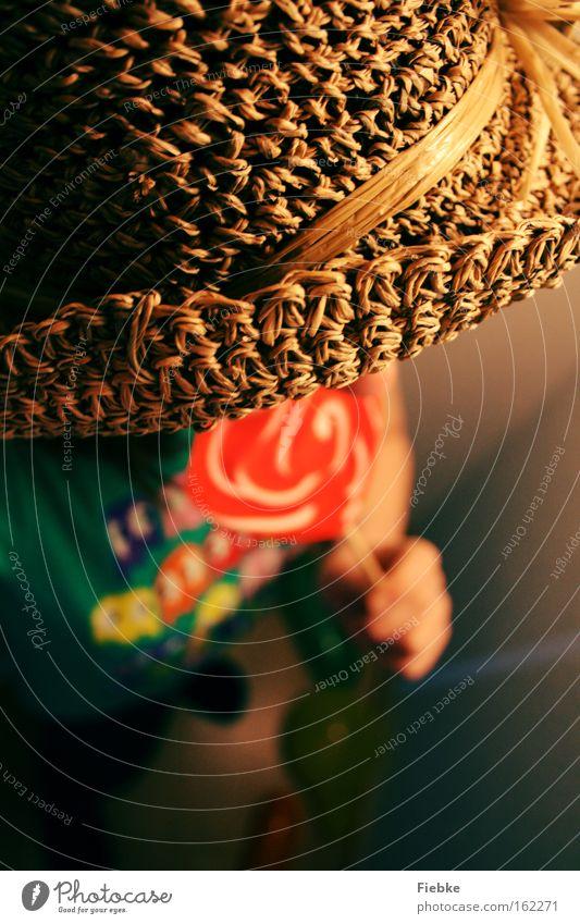 colours of the rainbow Sonne Sommer Freude Farbe Denken Herz lustig Geburtstag Fröhlichkeit süß Kitsch Süßwaren Langeweile sinnlos Lollipop Sonnenhut