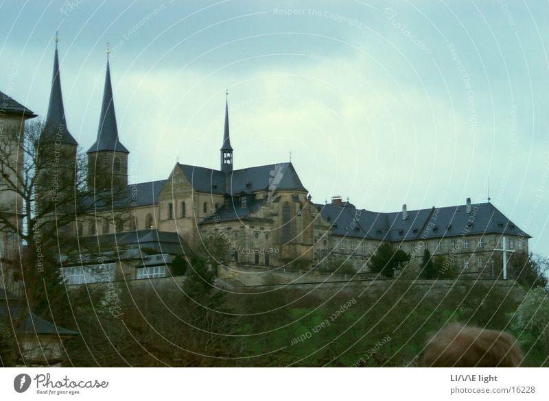 Kloster Michaelsberg Gotteshäuser Oberfranken Bamberg