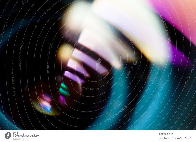 Weitwinkel Objektiv Brennweite Glas Reflexion & Spiegelung Linse Optik Fototechnik Fotografie Handwerk weitwinkelobjektiv 20 mm flektogon carl zeiss Gummilinse