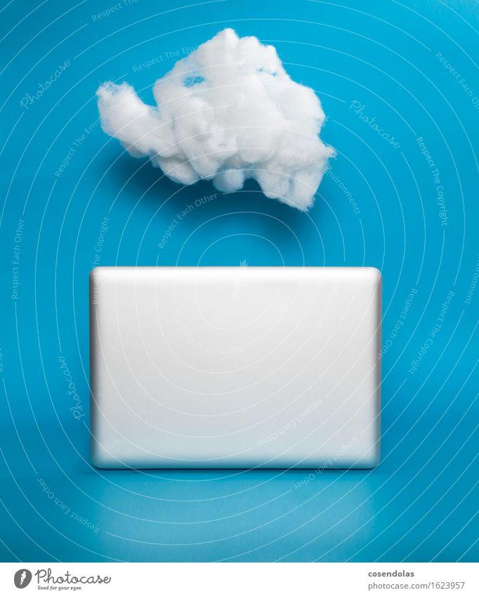Cloud Computing Computer Notebook Technik & Technologie Fortschritt Zukunft High-Tech Informationstechnologie Internet Medien Neue Medien E-Mail lernen