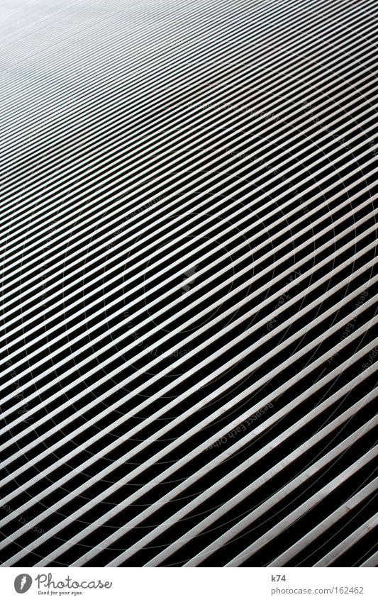 ///////////////////////////////////////// kalt Metall glänzend Streifen tief diagonal hart Zebra High-Tech
