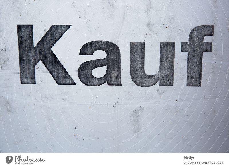 mich Wirtschaft Handel Börse Schriftzeichen Schilder & Markierungen kaufen verkaufen alt Originalität Freude sparsam Gier verschwenden Business