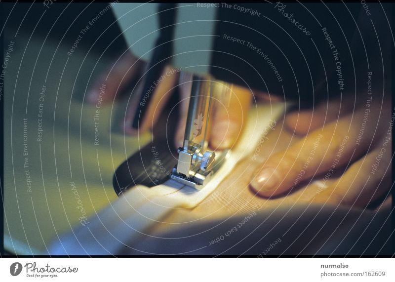 Handarbeit Hand Freude Wohnung Kleid Freizeit & Hobby Häusliches Leben Handwerk Textilien DDR Motor Nähgarn Nadel Nähen Schneider Handarbeit Nähmaschine
