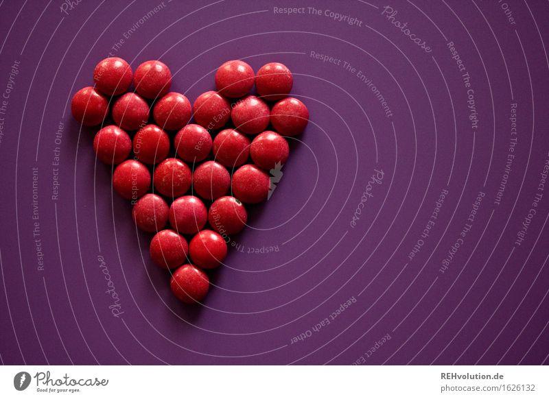 Remix |*3.400* Hz Lebensmittel Süßwaren Schokolade liegen lecker süß violett rot Glück Liebe Verliebtheit Romantik Mitgefühl Güte Gastfreundschaft