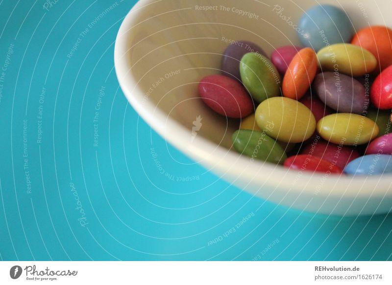 viele viele | runde ... Lebensmittel Ernährung süß Süßwaren Schalen & Schüsseln Schokolade Schokolinsen