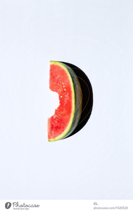 was zur verfügung stand / wassermelone grün rot Essen Gesundheit Lebensmittel Frucht Ernährung ästhetisch lecker Bioprodukte Vegetarische Ernährung Diät Fasten