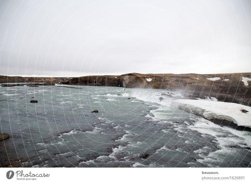 und nochmal. Natur Ferien & Urlaub & Reisen Wasser Landschaft Wolken Ferne Winter Umwelt Schnee Freiheit Tourismus Wetter Eis Erde Ausflug Klima