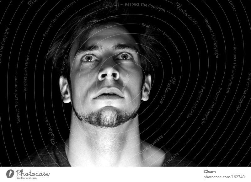 auf die nächsten 1000 Mensch Mann Natur Gesicht Denken Kraft Porträt Charakter klassisch
