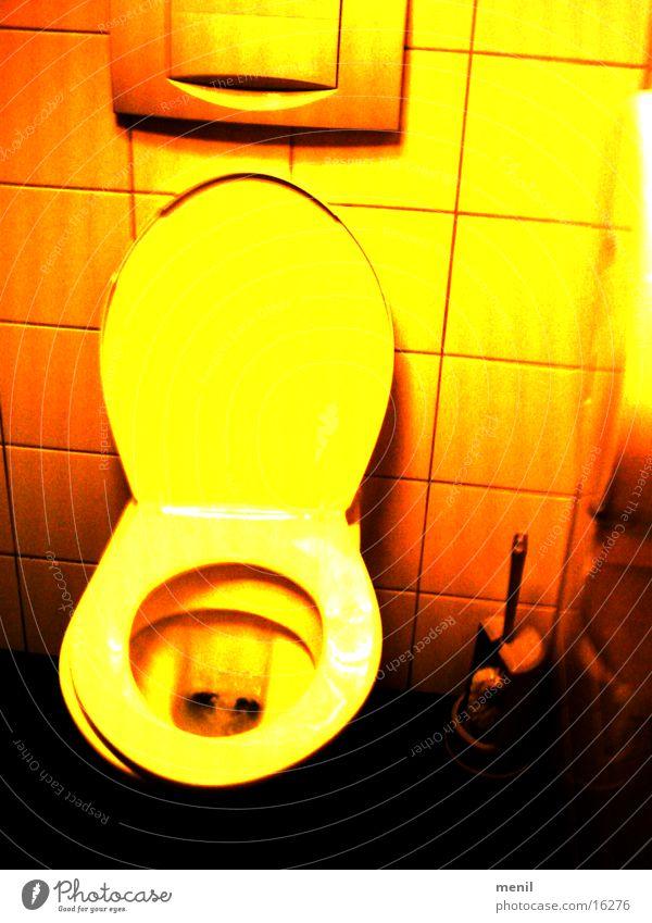 toilettenflash Wasser Toilette obskur Nachtleben Bedürfnisse
