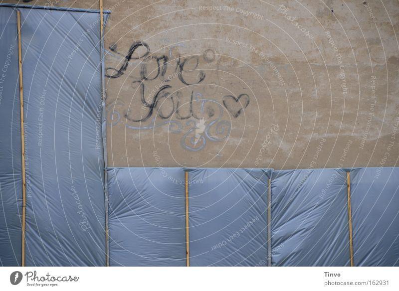 ich sprüh's auf jede Wand Liebe Gefühle Glück Zusammensein Herz Hoffnung Zukunft nah Information Sehnsucht Verliebtheit Frühlingsgefühle Schmetterlinge im Bauch