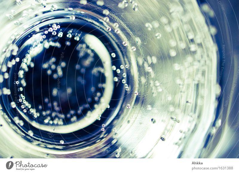 Wasserperlen Getränk Erfrischungsgetränk Trinkwasser Glas Gesundheit Gesundheitswesen Meditation Spa trinken Flüssigkeit Bewegung Wassertropfen