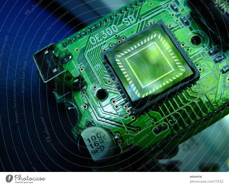 Webcam Fotokamera Platine Elektrisches Gerät Technik & Technologie CCD