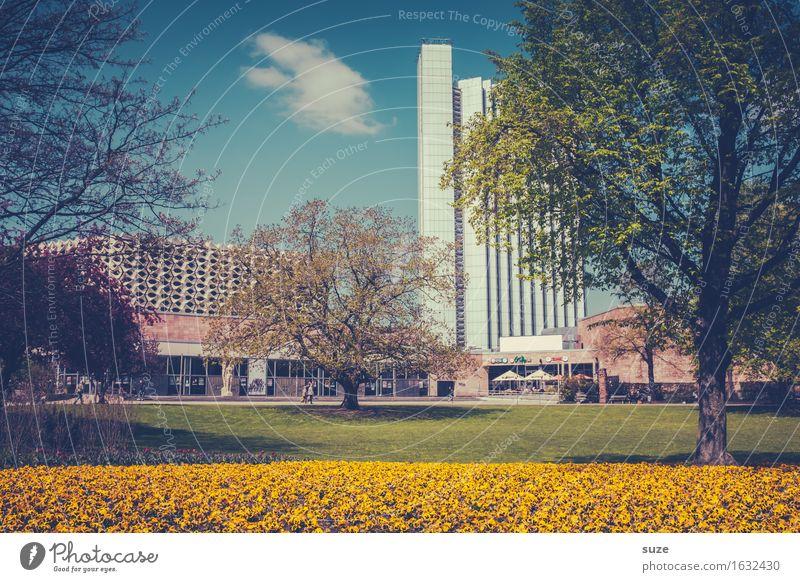 Will-ma Frühling Pflanze Stadt Architektur Umwelt Blüte Lifestyle Frühling Wiese Gebäude Garten Tourismus Stadtleben Park Wachstum Fröhlichkeit Kultur