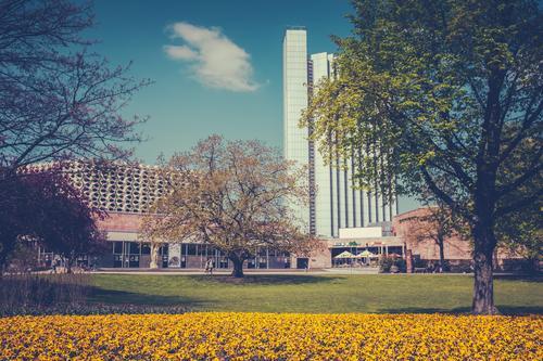Will-ma Frühling Pflanze Stadt Architektur Umwelt Blüte Lifestyle Wiese Gebäude Garten Tourismus Stadtleben Park Wachstum Fröhlichkeit Kultur