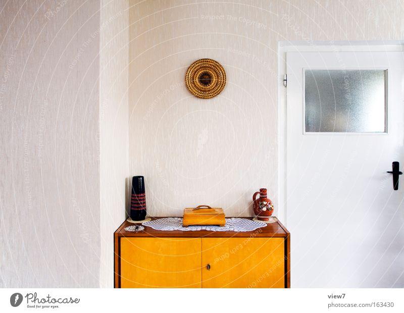 heimelig Haus Wohnung heimwärts Wohnzimmer Bauernstube Schrank Möbel Dekoration & Verzierung Erinnerung alt Landhaus Innenarchitektur Kommode Decke schön