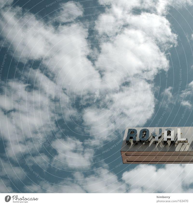 caseroyal Himmel Sommer Freude Ferien & Urlaub & Reisen Stil Freiheit Linie Metall Design Lifestyle Tourismus Schriftzeichen Dekoration & Verzierung Buchstaben