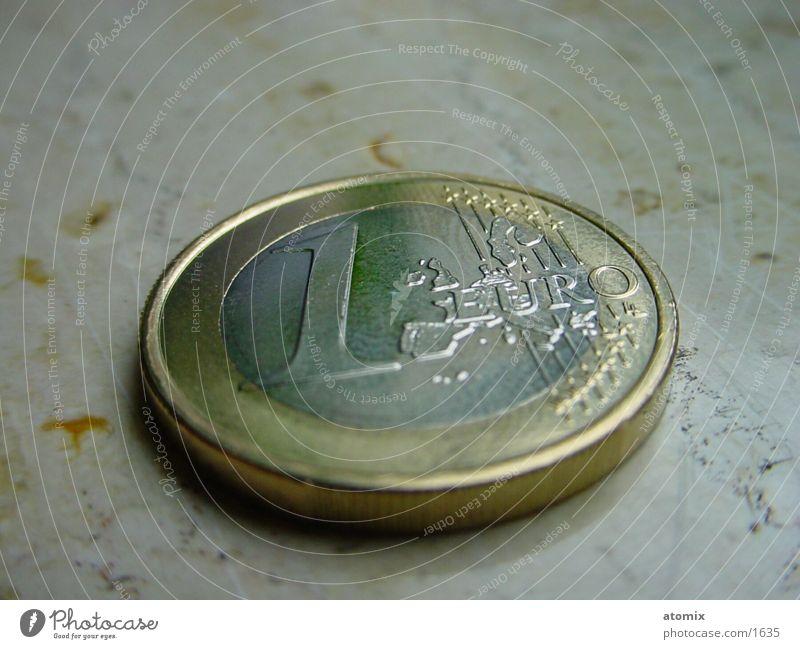 EuroMünze Geld Dinge Geldmünzen